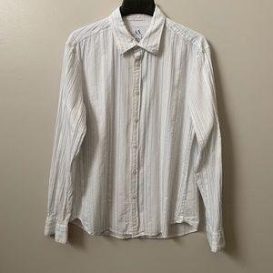 Armani Exchange Men's Button Up Shirt